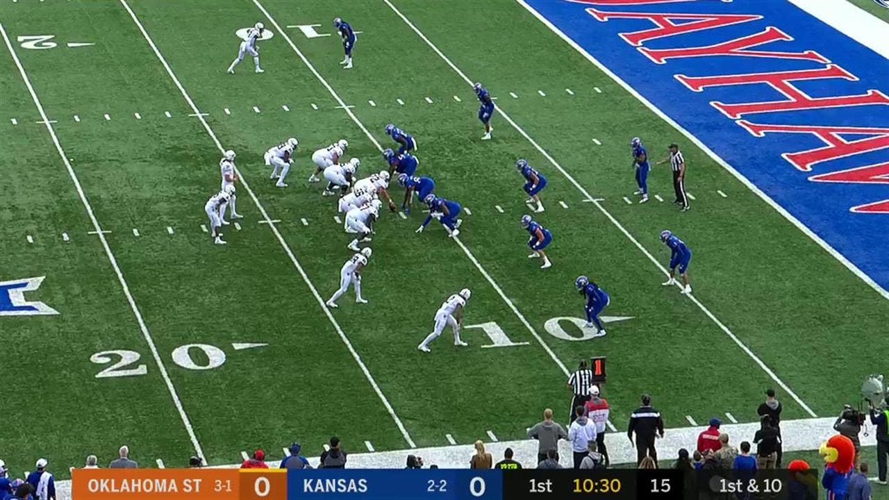 b1b1ce41 HIGHLIGHTS: Cowboys open scoring with 11-yard Wallace TD | FOX Sports