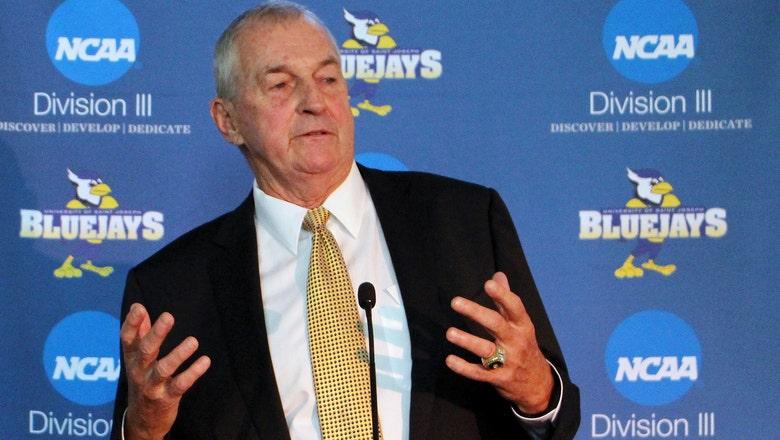Calhoun officially named head coach at DIII St. Joseph