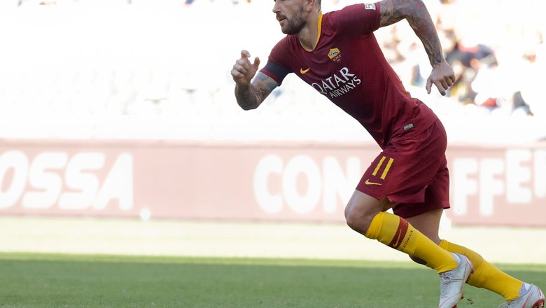 Roma rediscovers its form with 3-1 win over Lazio in derby