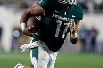Heyward looks ready to contribute more for No. 15 Spartans