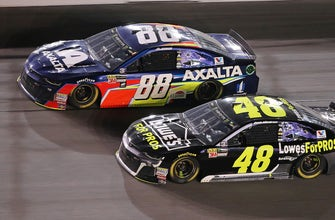 How concerned should Alex Bowman & Jimmie Johnson be about missing the playoffs?
