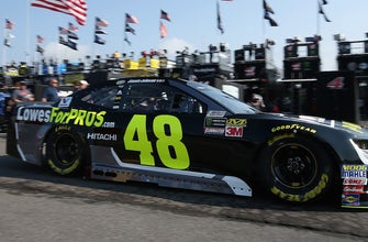 Can Jimmie Johnson snap his 48-race winless streak at the Brickyard?