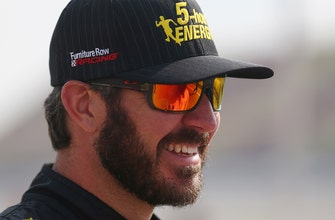 Martin Truex Jr. at Playoff media day: 'Let's send Barney Visser out on top.'