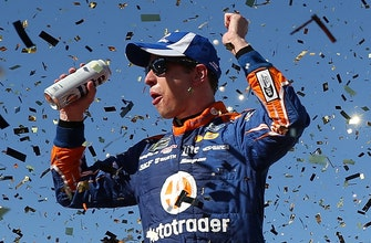Winner's Weekend: Brad Keselowski – Las Vegas