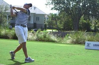 Highlights from Denny Hamlin's 7th annual Pro Am Jam celebrity golf tournament