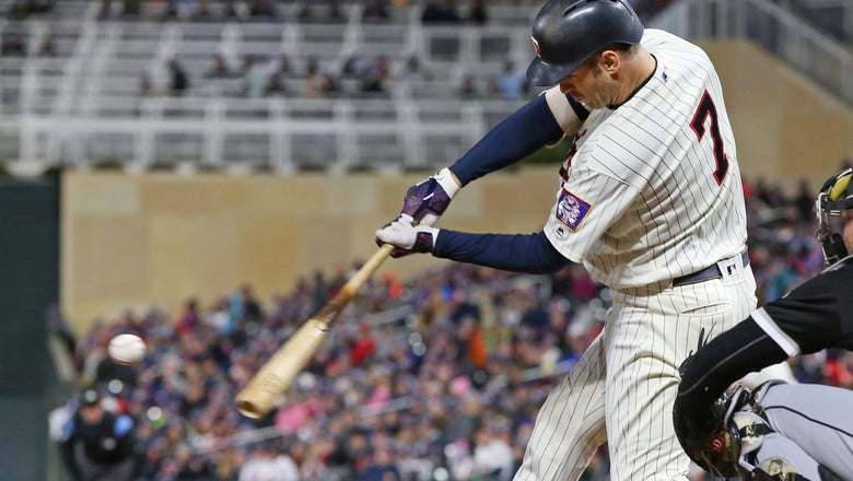 Mauer, Gibson lead Twins to 8-3 win over White Sox