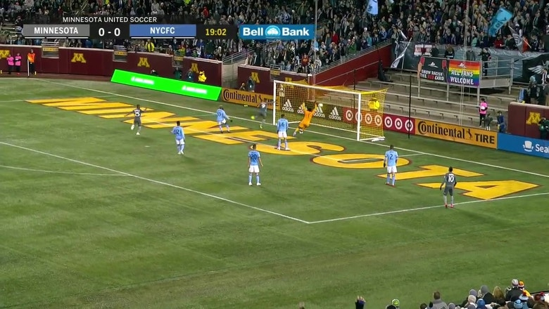 WATCH: Rodriguez stars in Minnesota United's win
