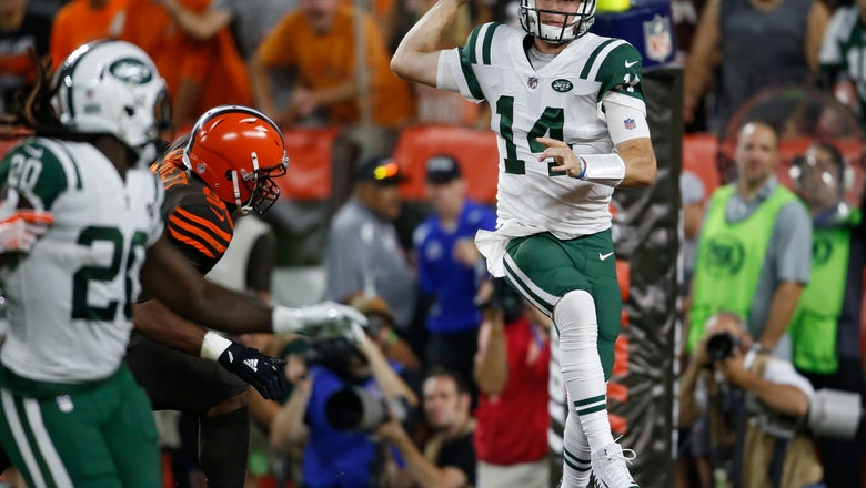 Jets determined to not let loss to Browns linger