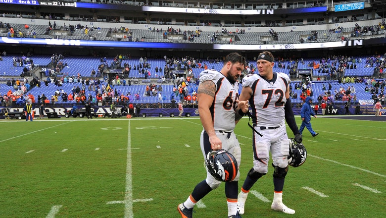 Broncos make too many mistakes in 27-14 loss to Ravens