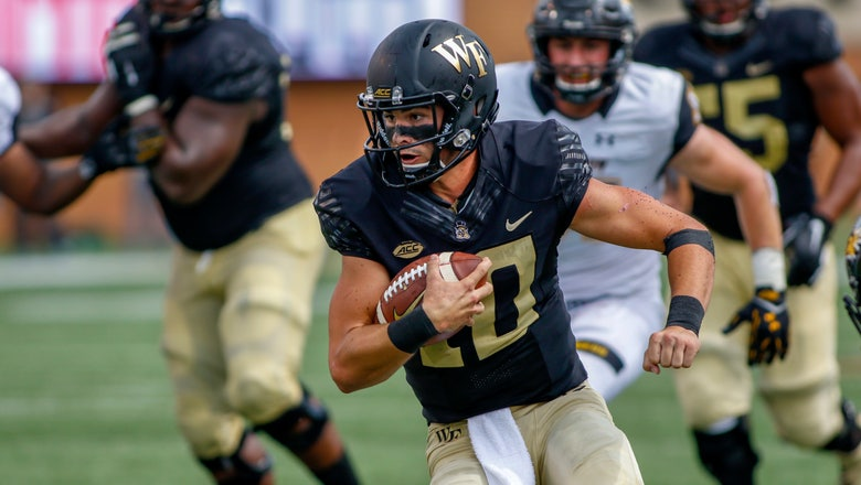 ACC quarterbacks solidify roles, strengthen conference