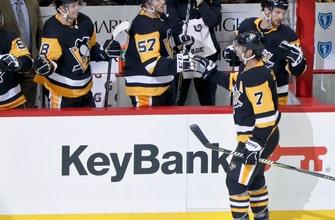 Cullen powers Penguins past Blue Jackets