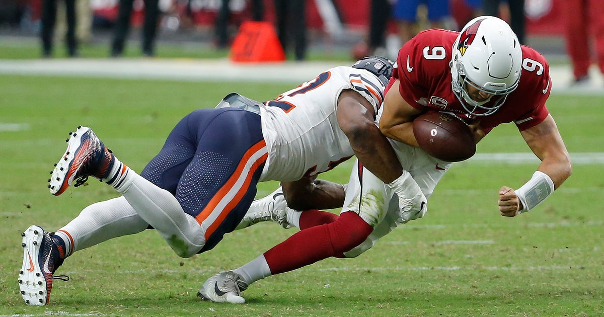 5a009b726 Cardinals facing quarterback quandary after loss to Bears | FOX Sports