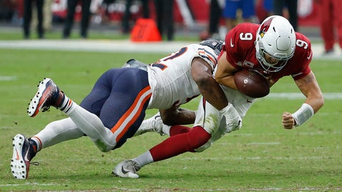 Sherrick McManis one of several defensive heroes for Bears vs. Cardinals