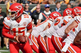 Chiefs have invested heavily in protecting Patrick Mahomes