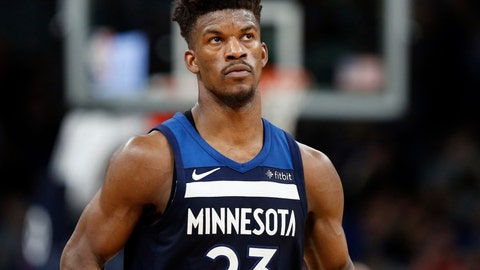 Jimmy Butler may not report to training camp for Timberwolves