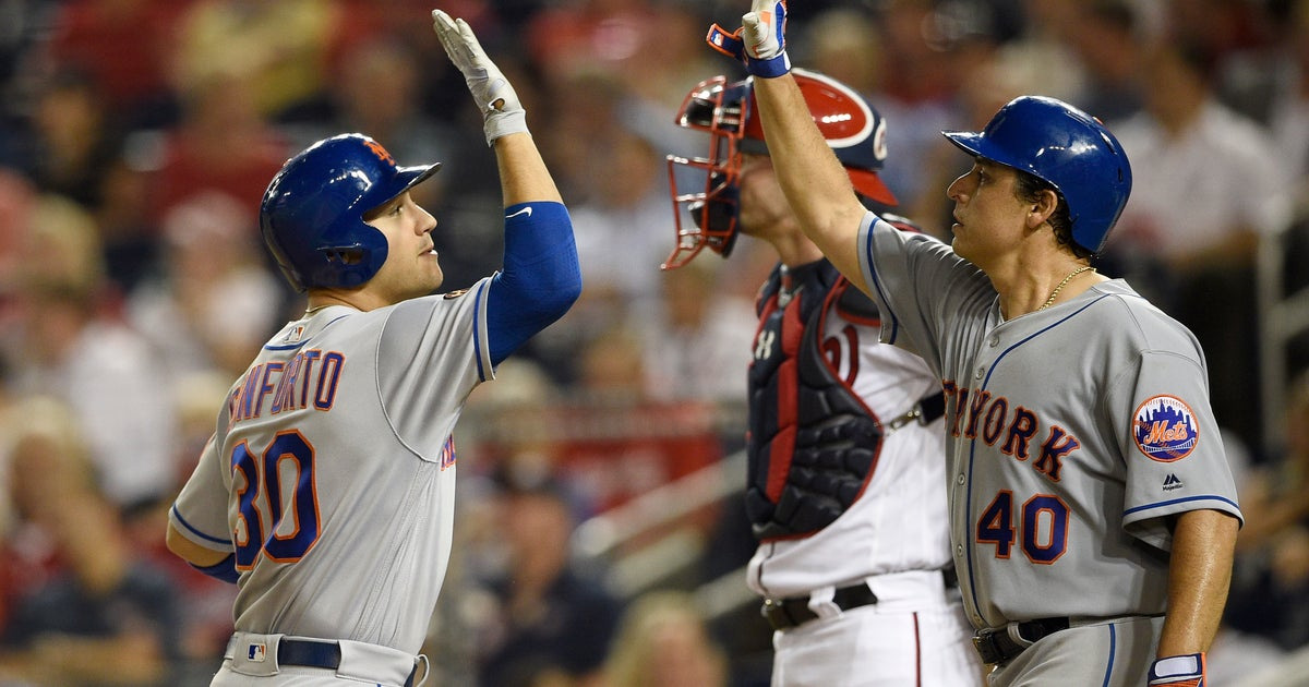 Lobaton's sacrifice fly lifts Mets past National...