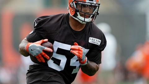 <p>               FILE - In this Friday, July 27, 2018, file photo, Cleveland Browns offensive lineman Mychal Kendricks during NFL football training camp, in Berea, Ohio. The Seattle Seahawks are expected to sign Kendricks to a one-year contract despite his recent guilty plea on insider trading charges. Two people with knowledge of the deal told The Associated Press on Thursday, Sept. 13, 2018, that Kendricks' agreement is expected to be finalized in time for him to join the Seahawks for their Week 2 Game at Chicago. (AP Photo/Tony Dejak, File)             </p>