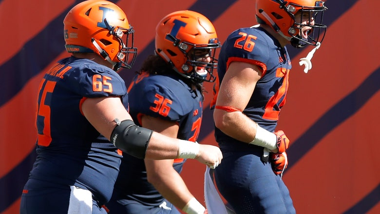Illinois RB Mike Epstein poised for breakout season