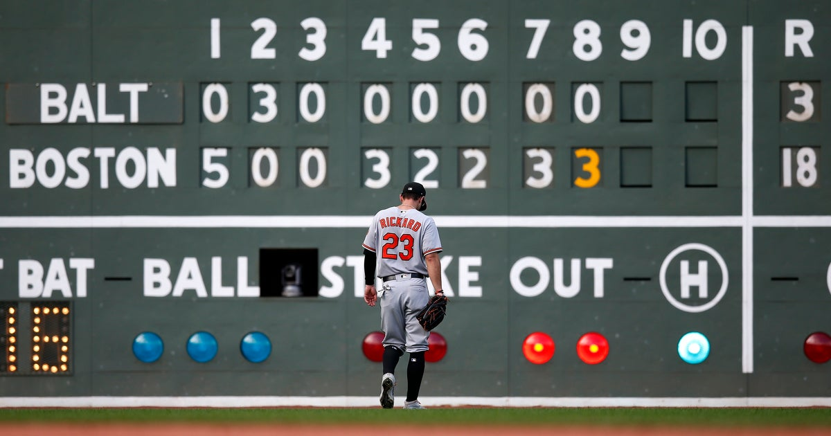 Red Sox Sent Orioles To Franchise Record 112th Loss Fox