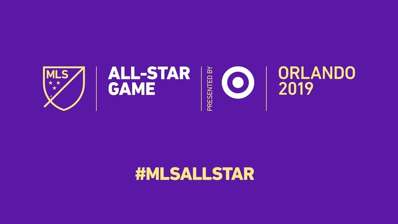 Orlando City to host 2019 MLS All-Star game on FOX Sports