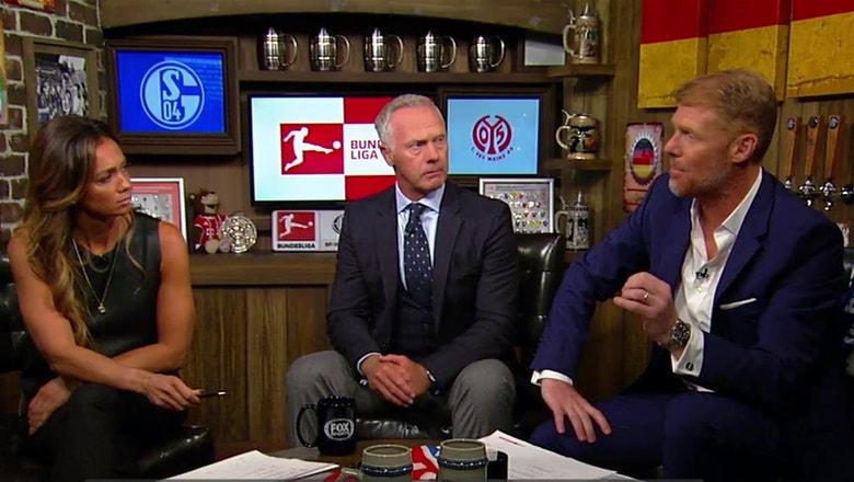 Kate Abdo, Warren Barton, and Alexi Lalas discuss how Bayern Munich lost their first match of the season