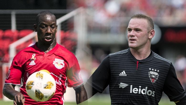 Bradley Wright-Phillips' hat trick denies Wayne Rooney, DC United vital win
