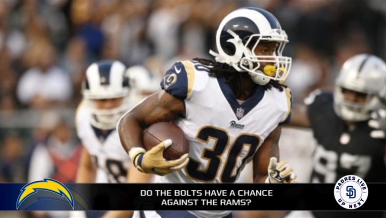 Do the Chargers have a chance of beating the Rams?