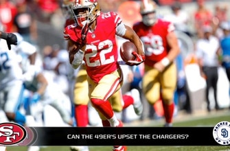 Can the 49ers upset the Chargers?