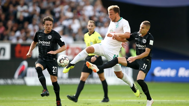 Eintracht Frankfurt vs. Werder Bremen | 2018-19 Bundesliga Highlights