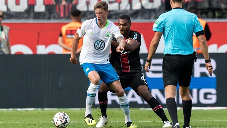 Bayer Leverkusen vs. VfL Wolfsburg   2018-19 Bundesliga Highlights