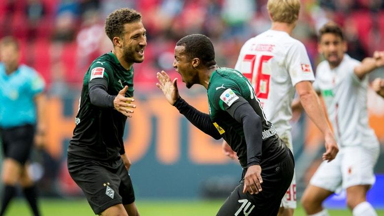FC Augsburg vs. Monchengladbach | 2018-19 Bundesliga Highlights