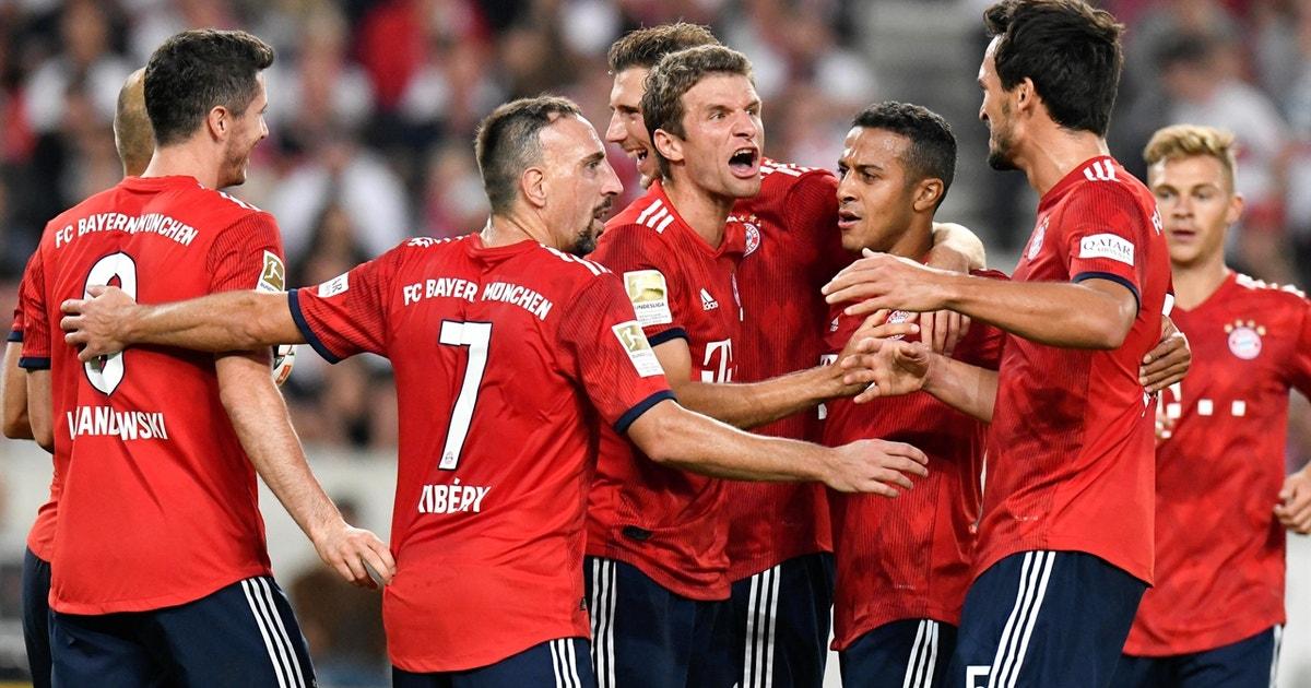 Image result for Bayern Munich  football club 2018-19 season