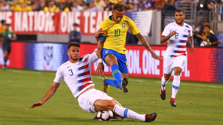 90 in 90: USA vs. Brazil | 2018 International Friendly Highlights