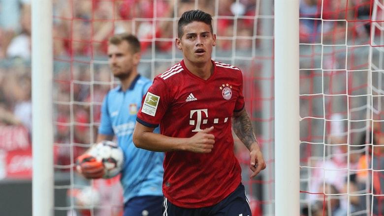 Bayern Munich vs. Bayer Leverkusen   2018-19 Bundesliga Highlights