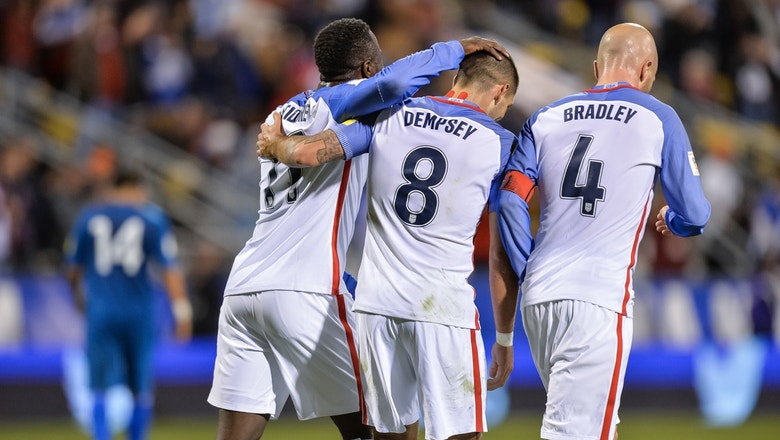 Alexi Lalas: The USMNT needs to evaluate its veteran core