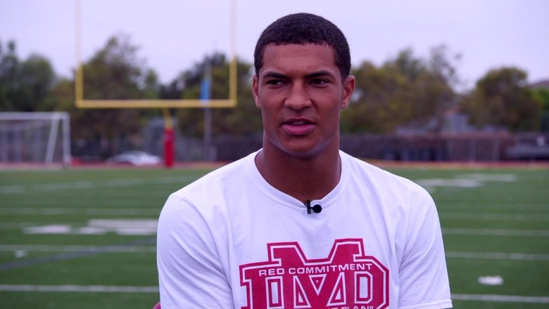 Best Of The CIF-SS: Bru McCoy, Athlete, Mater Dei