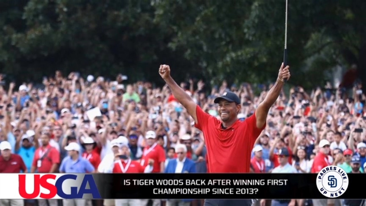 Is Tiger Woods' comeback the greatest ever in sports?