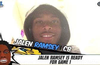 NFL Diaries: Jalen Ramsey is ready for Week 1