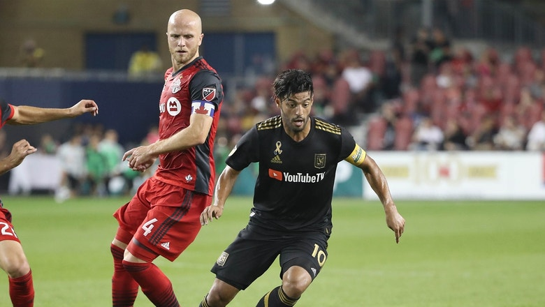 LAFC beat Toronto FC 4-2, dent their playoff hopes