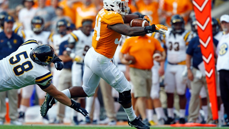 Pruitt says Tennessee defense must force more turnovers