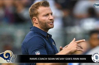 Sean McVay displays impeccable memory when recalling past games