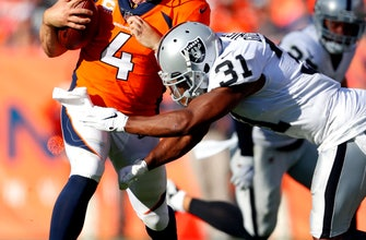 Broncos are winning again and the Raiders are still losing