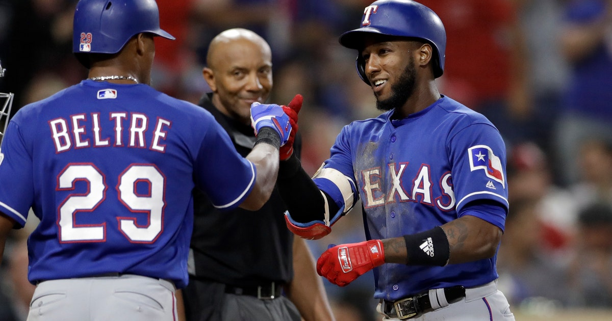 Profar, Mendez lead Rangers to 4-0 win over Padres