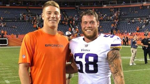 Garret Dooley, LB, Minnesota Vikings