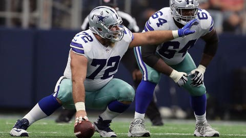 Travis Frederick, C, Dallas Cowboys
