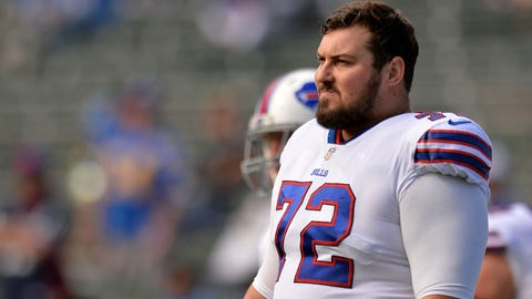 Ryan Groy, OL, Buffalo Bills