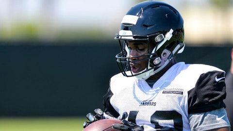 Leon Jacobs, LB, Jacksonville Jaguars