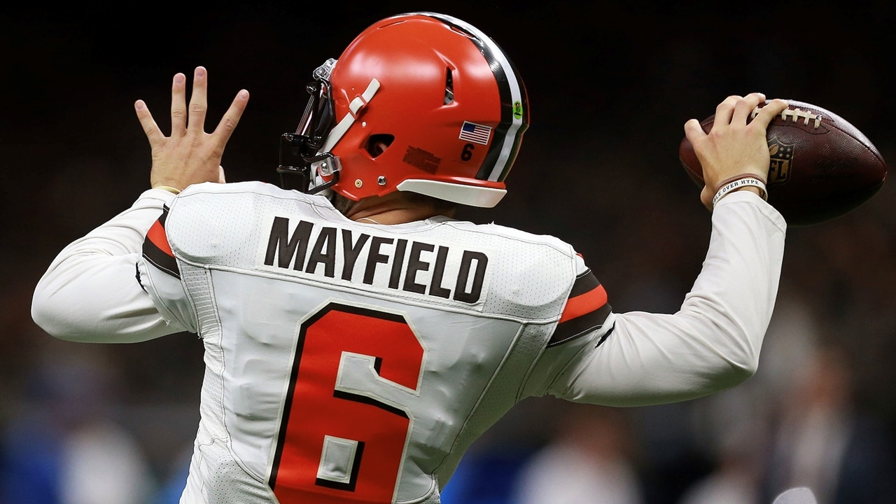 competitive price 560a7 21607 Colin Cowherd saw Thursday night coming: 'We should be on Baker Mayfield  watch'