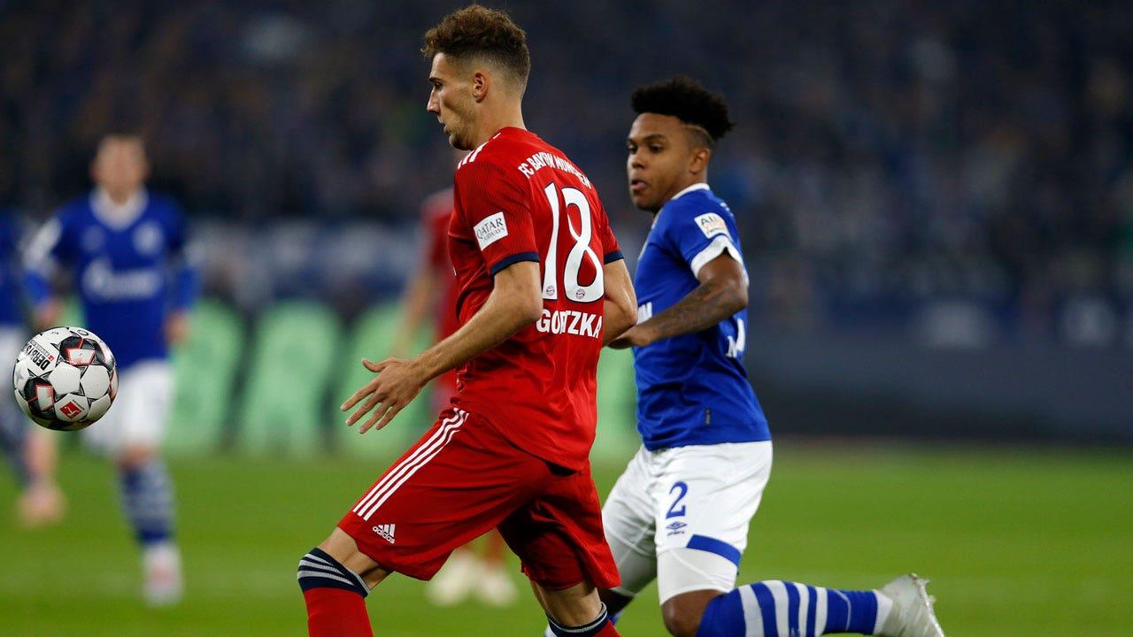 Schalke 04 vs  Bayern Munich | 2018-19 Bundesliga Highlights
