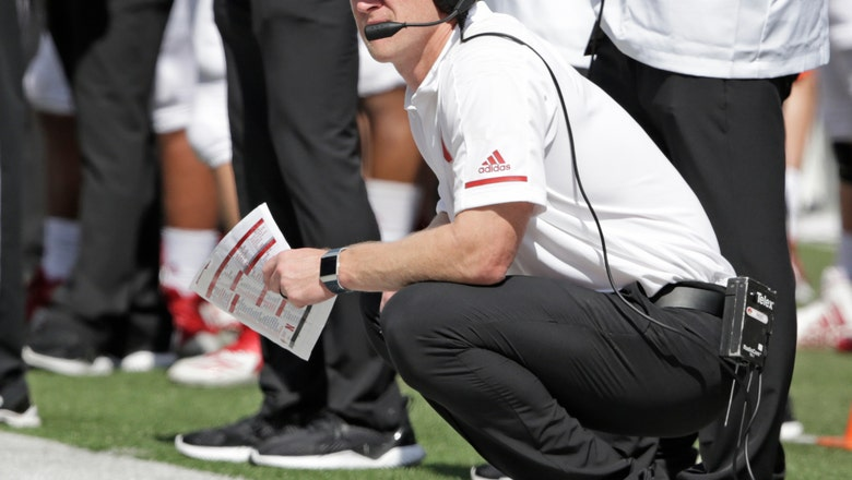 Scott Frost keeping eye on Huskers' response to tough start